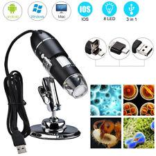 1600x Usb Digital Microscope Handheld Zoom Biological Endoscope Camera Pocket