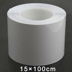 Gloss Clear Bike Protection Tape Film Helicopter Helitape MTB Road Bicycle Frame