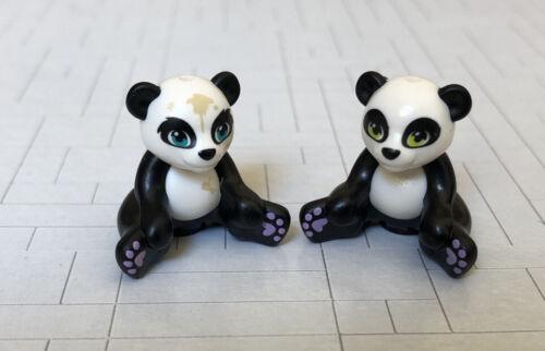 Lego Friends 41422 2 Pandas Neu Tiere Dschungel Wald passt zu 41432 41424 41423