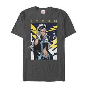 Marvel-X-Men-Storm-Lightning-Mens-Graphic-T-Shirt