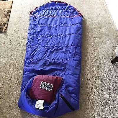 online store 7e05d b9764 VTG EVEREST ELITE Slumberjack Sleeping Bag Body Suit Camping Gear Made In  USA | eBay
