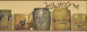 Folk-Art-Shelf-with-Crocks-Faith-Hope-Love-Wallpaper-Border-CT1811BD