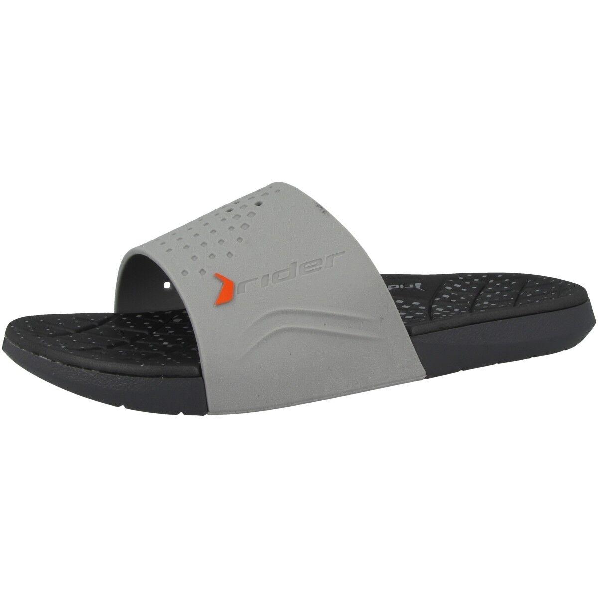 Rider Infinity Slide Annuncio shoes Ciabatte da Bagno Sandali Pantofole grey