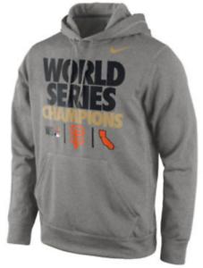 130517b59ba4 Nike Therma Fit San Francisco Giants World Series Champs Sweatshirt ...