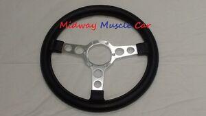 NEW formula steering wheel silver spoke 70-81 Pontiac Firebird Trans Am Firebird