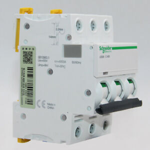 New  Schneider  IC65N 4P D25A  circuit breaker  free  shipping