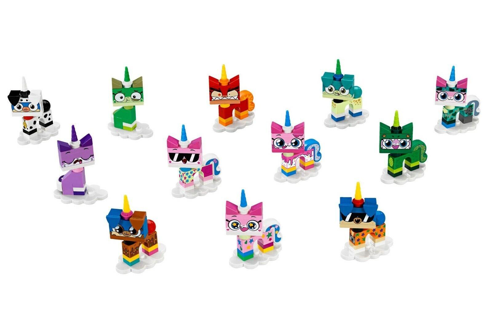 2018 Lego Minifigures Unikitty Series  1 - Complete Set 12 Figures - MPN  41775