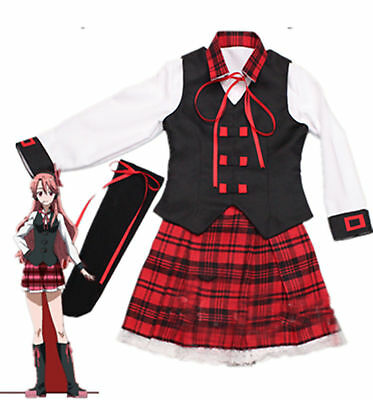 Akame Ga Kill Chelsea Uniform Cosplay Costumes Complete Costume Cosplay Dress Ebay