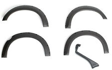 Rubber Fenders Snorkel for Tamiya Toyota Tundra High Lift RC Axial Rc4wd