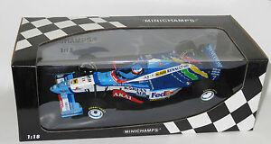 1/18 Benetton Renault B197 1997 Season Jean Alesi 4012138022652
