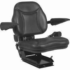 A Amp I Products Big Boy Suspension Tractor Seat Black Model Bbs108bl