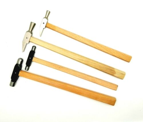 swiss type hammers for metal Repouse ball pein jewellers tools,watch makers