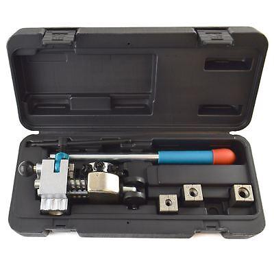 AB Tools Brake Pipe Flaring Tool Copper Brake Pipe Kit M10 Unions 3//16 4.75mm DIN