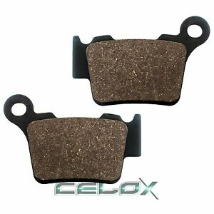 Rear Brake Pads For KTM SX125 2004 2005 2006 2007 2008 2009 2010 2011 2011-2014