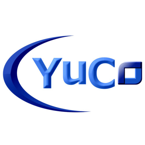 "YuCo 8/"" 8/"" 6/"" Metal Nema Type 4 Enclosure w b pl YC-8X8X6-UL-EL-2-KF With Lock"