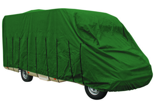 Kampa Motor Home Breathable Protective Cover 6.5 To 7.0m (4 Zips) Bag Included