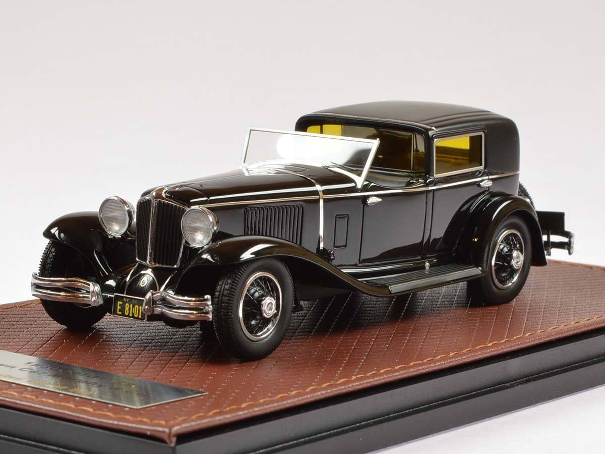 1930 Seil L29 City Car Murphy & Co Resin Model Car in 1 43 von Glm