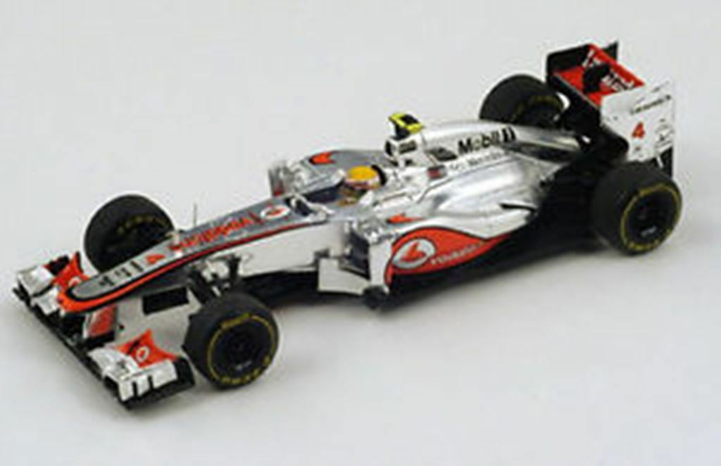 SPARK S3044 S3045 McLAREN MP4-27 model F1 car BUTTON & & & HAMILTON 2012 1 43rd 62ab8a