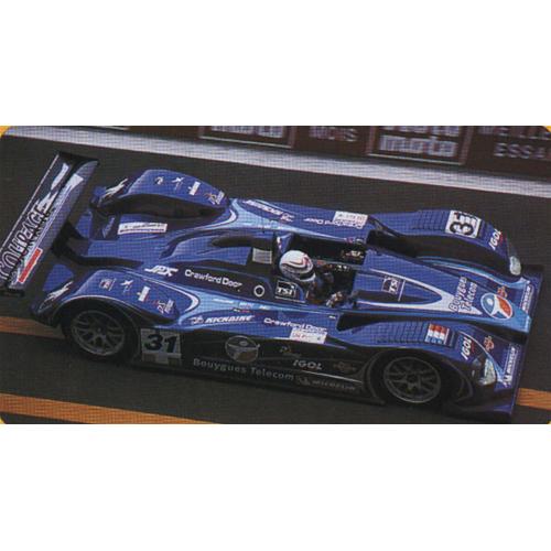 COURAGE C 65 JPX N.31 Le Uomo 2003 1 43 Spark Model Auto Competizione Die Cast