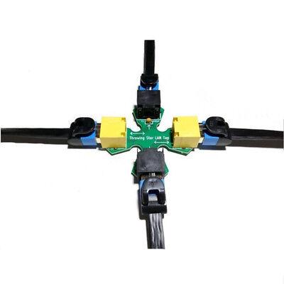 Great Scott Gadgets Throwing Star LAN Tap Kit