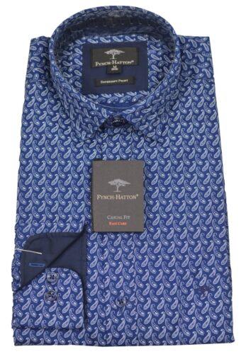 Fynch Hatton Men`s Shirt 1219-5043