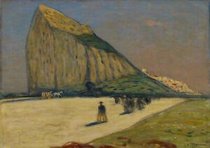 James-Wilson-Morrice-Gibraltar-Fine-Art-Print-Poster
