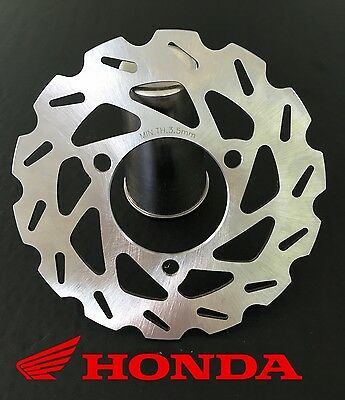 Rear Disc Brake Rotor 2004-2014 Honda TRX450R /& TRX450ER Sportrax