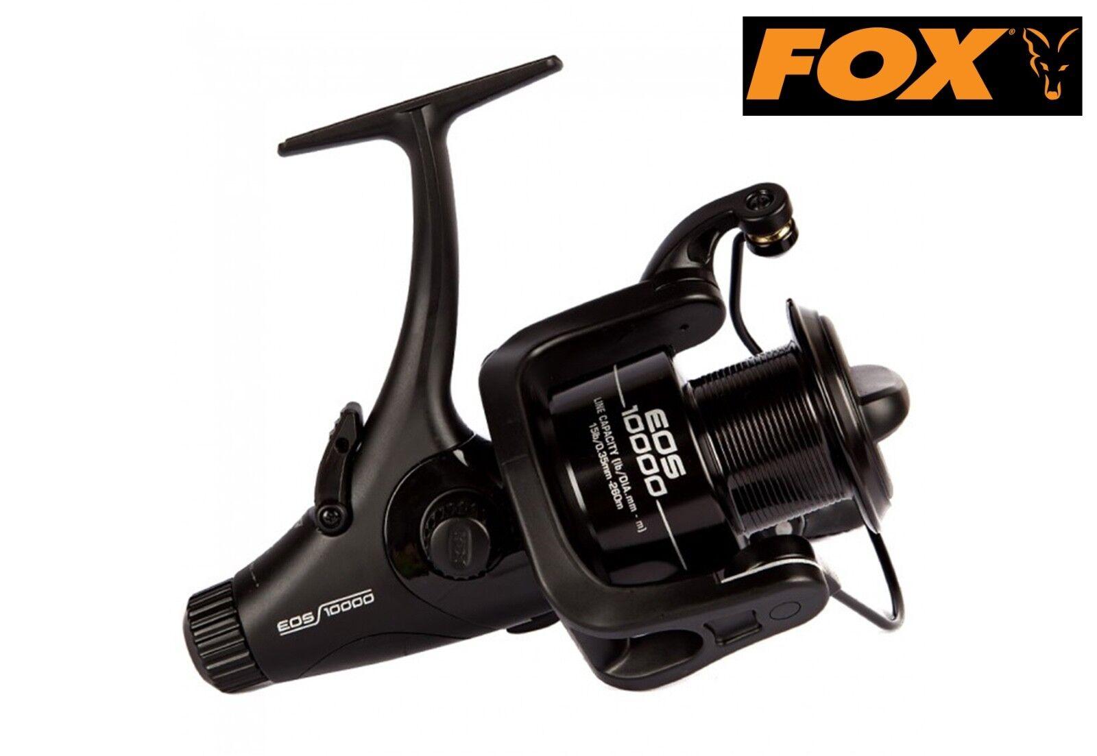 Fox EOS 10000 Reel - CRL059. Free Spool   Freespool. BRAND NEW + FREE P&P