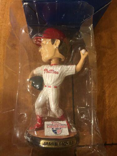Jamie Moyer 2007 Phillies NL East Champions Bobble Head Baseball Figurine