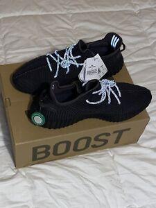 yeezy 350 v2 black ebay