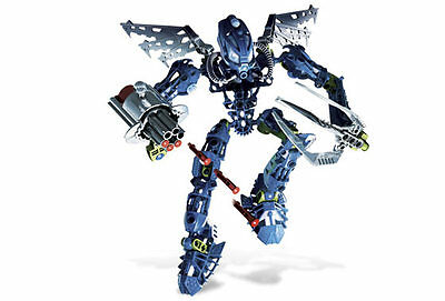 LEGO TOA MAHRI HAHLI 8914 Set Bionicle figure