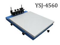 YSJ-4560 Large Manual Stencil Printer