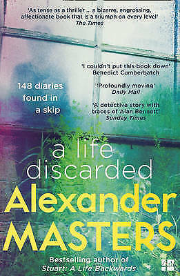1 of 1 - A Life Discarded, Masters, Alexander, Very Good Book