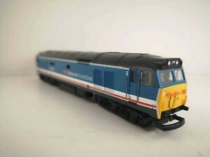OO-Gauge-Lima-Class-50-50033-034-Glorious-034-in-revised-Network-South-East-livery