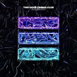 Two-Door-Cinema-Club-Gameshow-CD-Album-Released-14th-Oct-2016-Brand-New