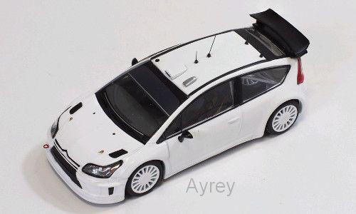 compras online de deportes IXO MDCS MDCS MDCS 001, Citroen C4 WRC, blancoO LLANO CUERPO VERSIÓN 2010, escala 1 43  tienda en linea