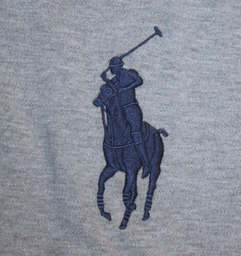 NEW Polo Ralph Lauren Big and Tall Big Pony Crest Logo Classic Fit Shirt