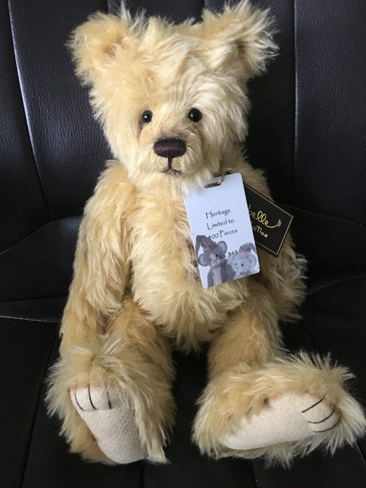 Charlie Bears Heritage L E 343 Of 400