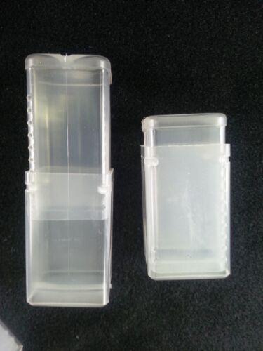 Used For Predator Chalk 25 Empty Pool Cue Chalk Holder Case