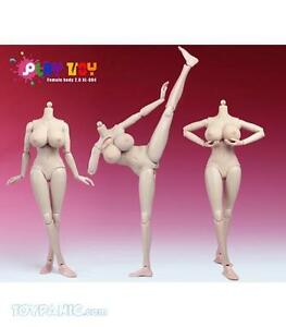 Play toy female body point