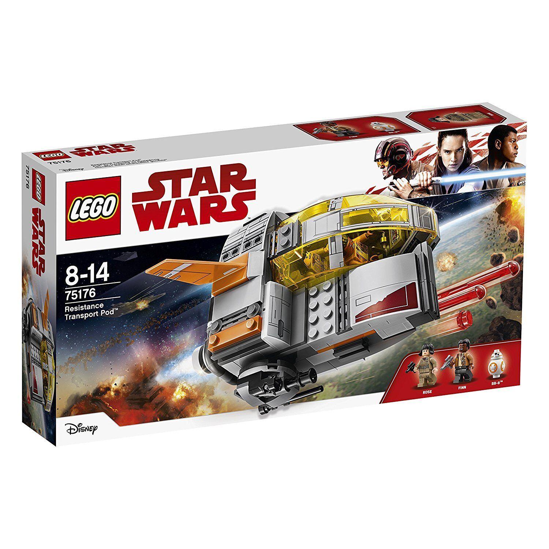 LEGO ® Star Wars 75176 resistance trasporto Pod-Nuovo, Confezione Originale