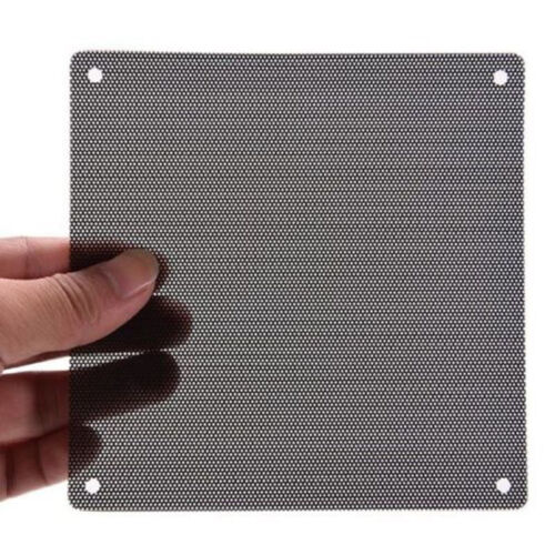 10PCS 120mm Computer PC Dustproof Cooler Fan Case Cover Dust Filter Mesh