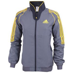 adidas-Damen-Praesentation-Jacke-Teamjacke-Trainingsjacke-Sportjacke-Freizeit-NEU
