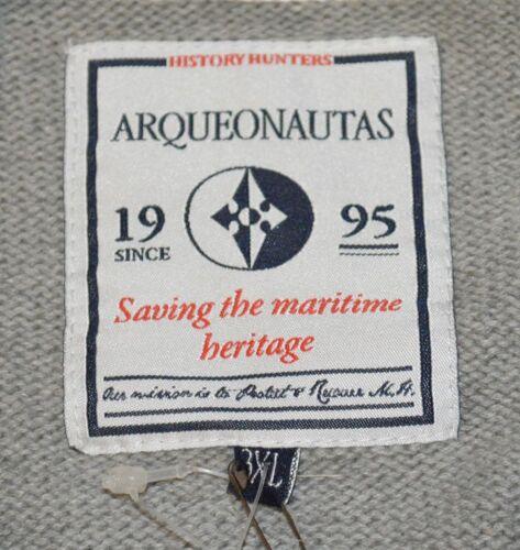 ARQUEONAUTAS Herren Pullover Gr.3XL gestrickte Pullover übergröße sale 43021604