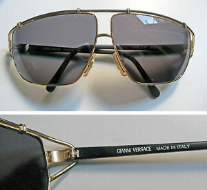 Sunglasses Da Gianni Vintage s S N Occhiali o Sole Versace Mod 36 qxBZgw8Xx
