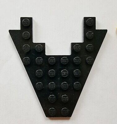 Lego--3474 Flügelplatte Platte Flügel Schwarz 4 x 8