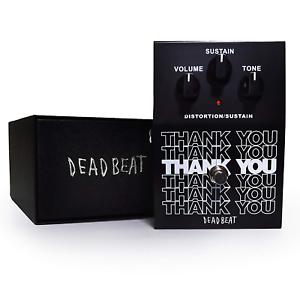 DANKE Verzerrung und Sustain Effect Pedal von Deadbeat Sound