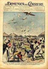 LA DOMENICA DEL CORRIERE N.45 DEL 10 NOVEMBRE 1935