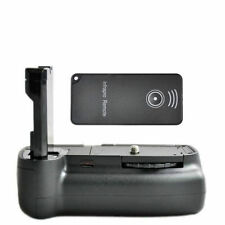 Vertical Battery Grip Pack For Nikon D3100 D5100 Camera  With IR Remote CONTROL