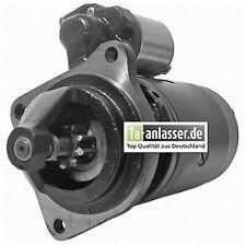 ANLASSER  STARTER BOSCH FIAT (SCHNELLDREHER MIT 9 VOLT ANKER) VGL-NR 0001362032